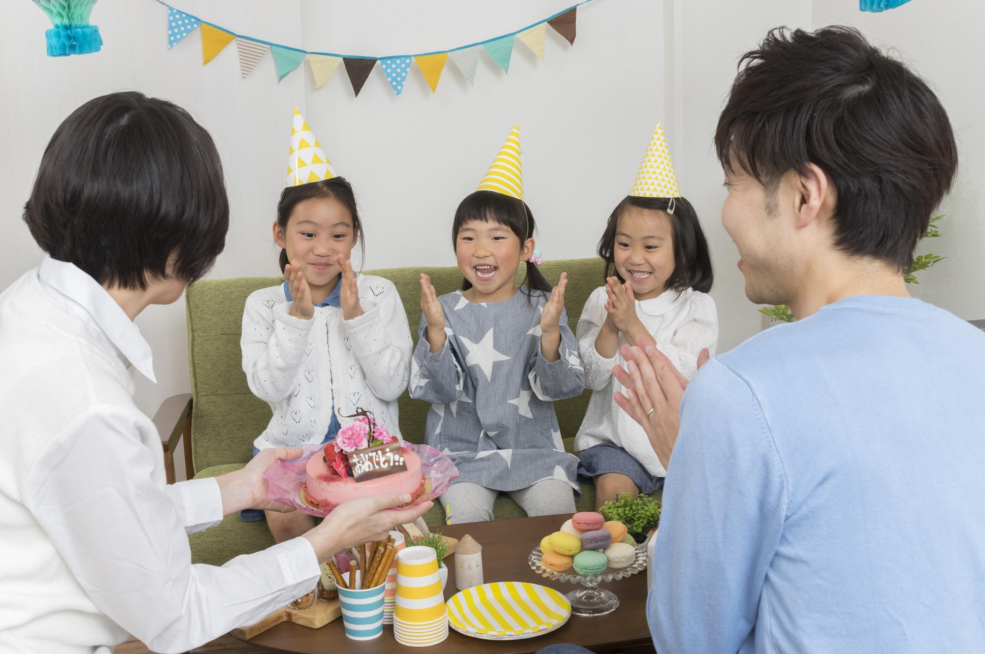 人生を振り返る機会に!マイホームの誕生日祝いをしていますか?