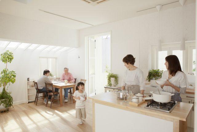 家族みんなが快適に過ごせる家に住みたい!