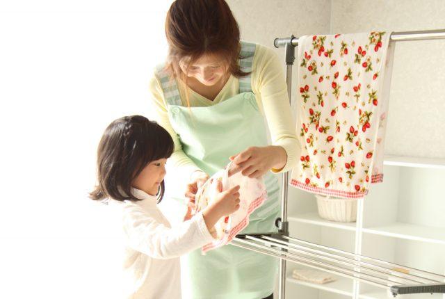 子供のお手伝い。親も助かって、子供のしつけにもなることは?